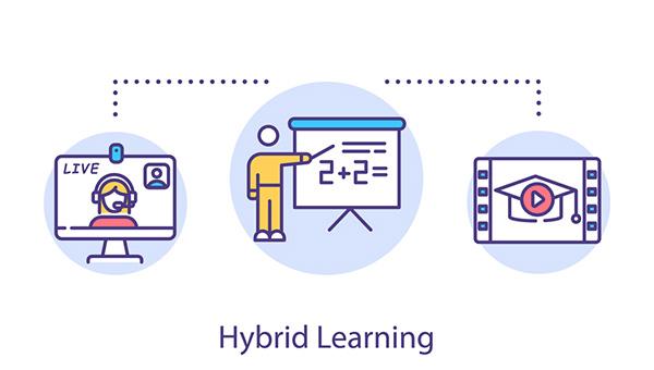 Yeni Nesil Eğitim Modeli Hibrit Eğitim